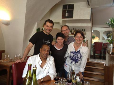 Ma Cuisine staff - Popular Burgundy Restaurant